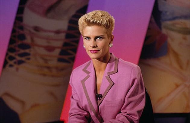 Doris Giesse, em 1990 (Foto: Reprodução da internet)