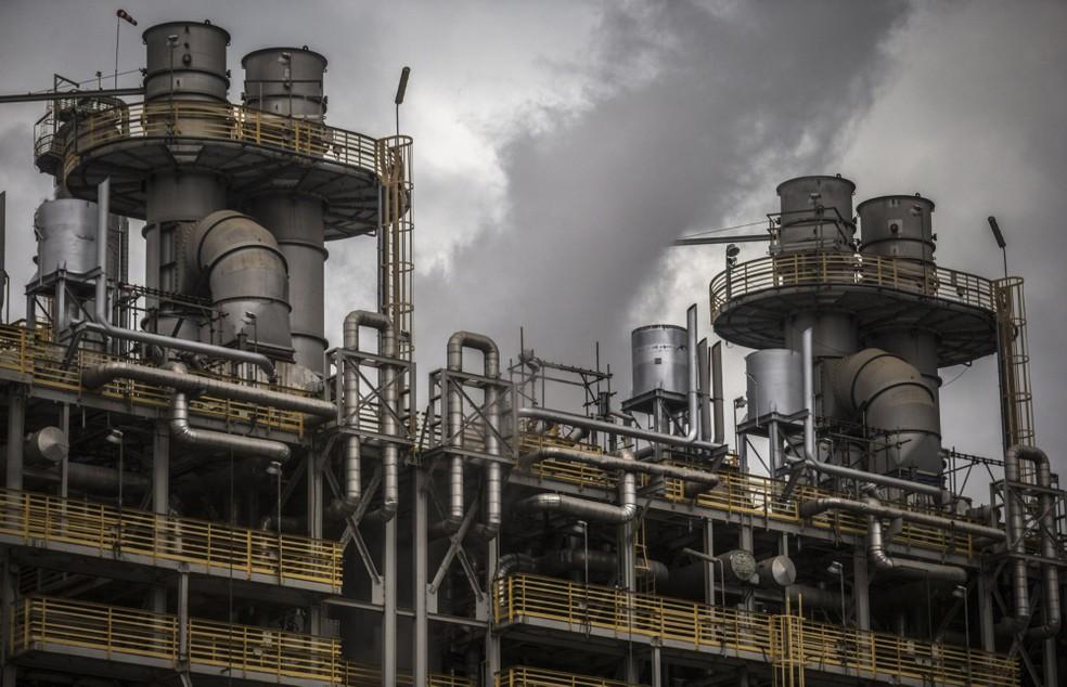 Negociação precisa encontrar equilíbrio para interesses diversos: Petrobras tem pressa para vender e Odebrecht precisa de prazo e prêmio para transação — Foto: Dado Galdieri/Bloomberg