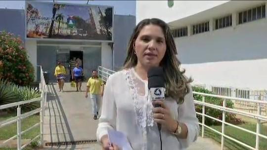 Protesto pede abertura de CPI contra o prefeito de Cuiabá, no Mato Grosso