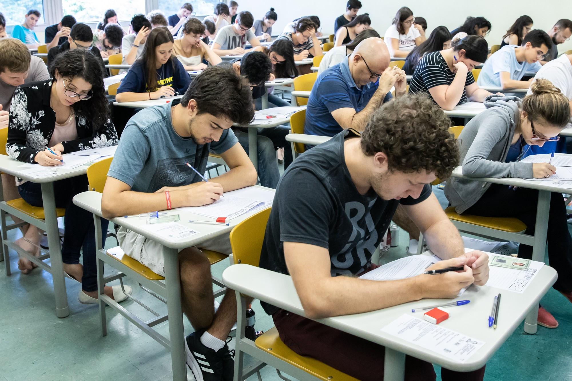 Fuvest 2020 tem 129 mil inscritos; medicina da USP é o curso mais concorrido - Notícias - Plantão Diário
