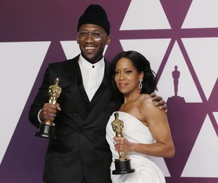 Mahershala Ali e Regina King | Mike Segar/Reuters