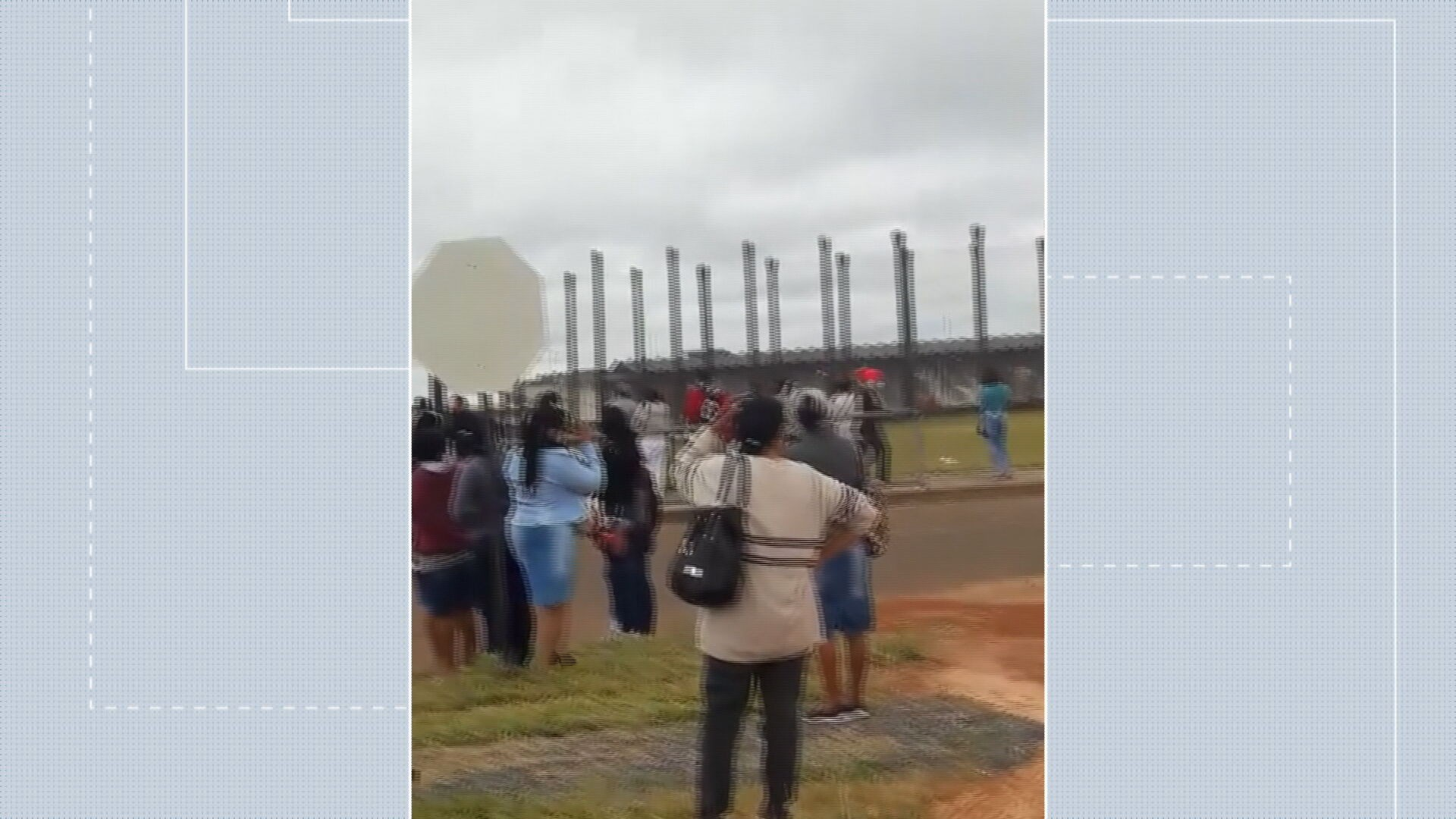 Penitenciária da Papuda aciona sirene de emergência após briga  entre presos no DF