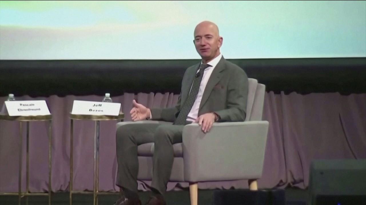 Após 27 anos, Jeff Bezos vai deixar o cargo de CEO da Amazon; Guga Chacra comenta