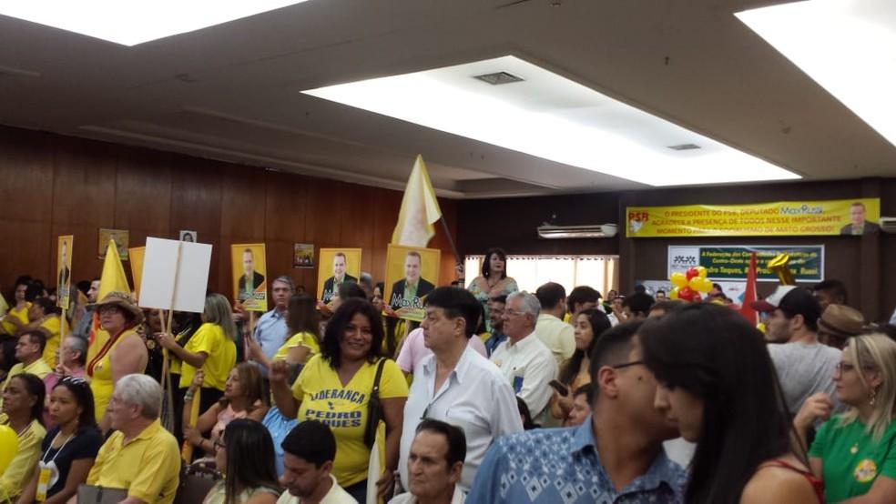 PSB vai lançar só candidatos a deputado (Foto: Eunice Ramos/ TVCA)