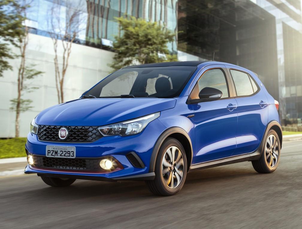 Fiat Argo 2020 Fica Mais Barato  Mas Menos Equipado