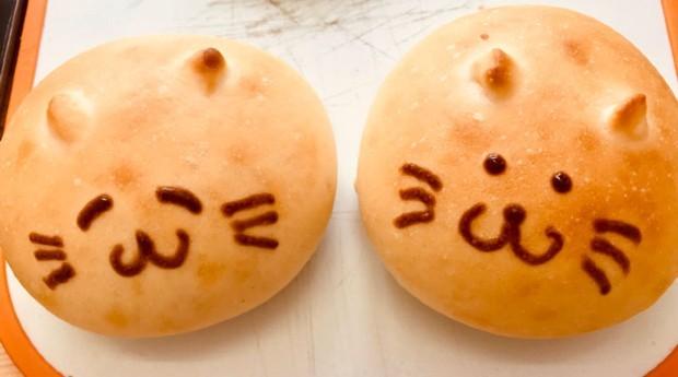 Resultado de imagem para Padaria japonesa cria pães no formato de bumbum de corgi