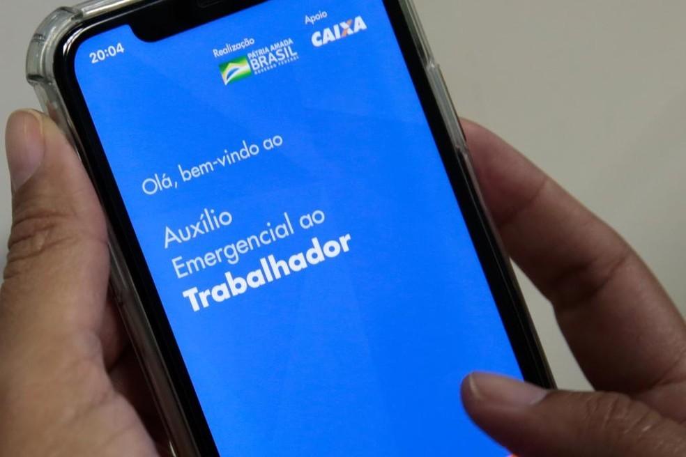 Quatro parcelas do benefício já foram pagas.  — Foto: Reprodução/Agência Brasil