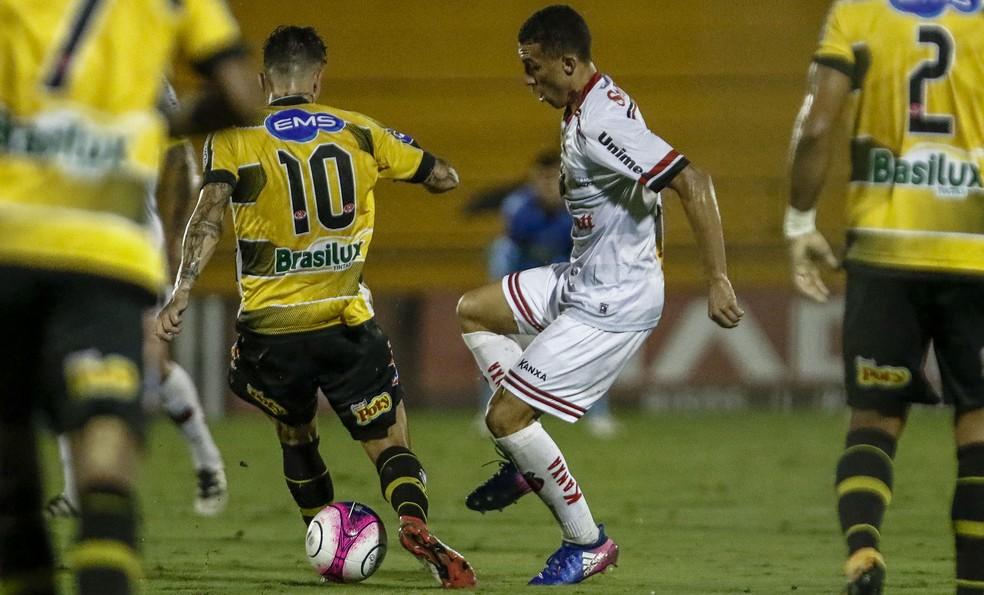 Novorizontino venceu o Ituano por 3 a 2, pela 10º rodada do Paulistão (Foto: Miguel Schincariol/Ituano FC)