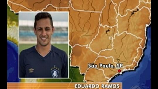 """Eduardo Ramos revela ansiedade por retorno e """"carinho infinito"""" pelo Remo"""