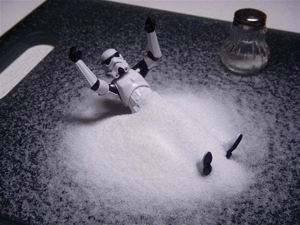 Nenhum país já reduziu a ingestão média de sal (abaixo de 5 gramas por dia), indicado pela Organização Mundial da Saúde (Foto: Flickr/JD Hancock/ Creative Commons)