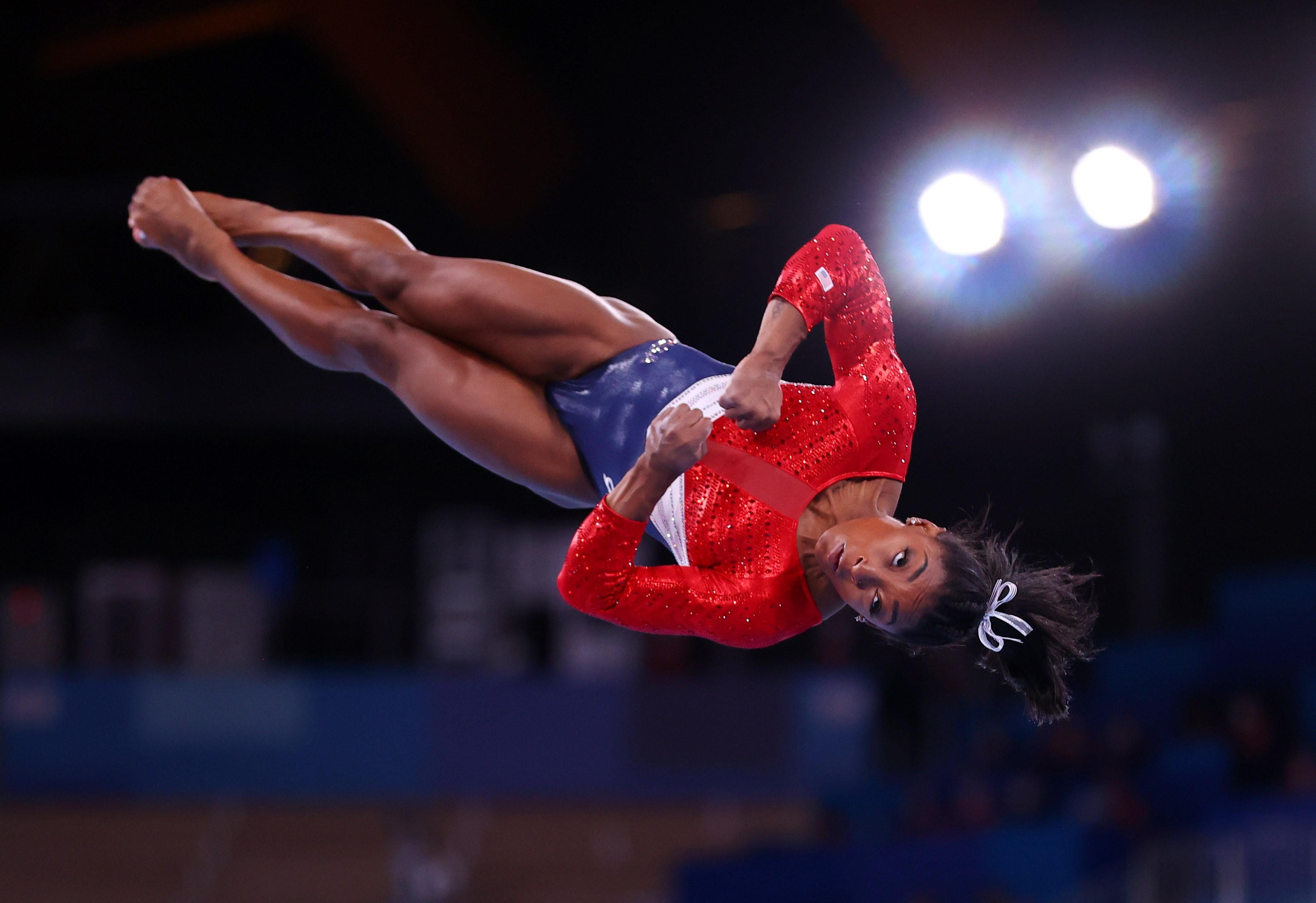 Entenda o que são 'twisties', problema relatado por Simone Biles nas Olimpíadas de Tóquio