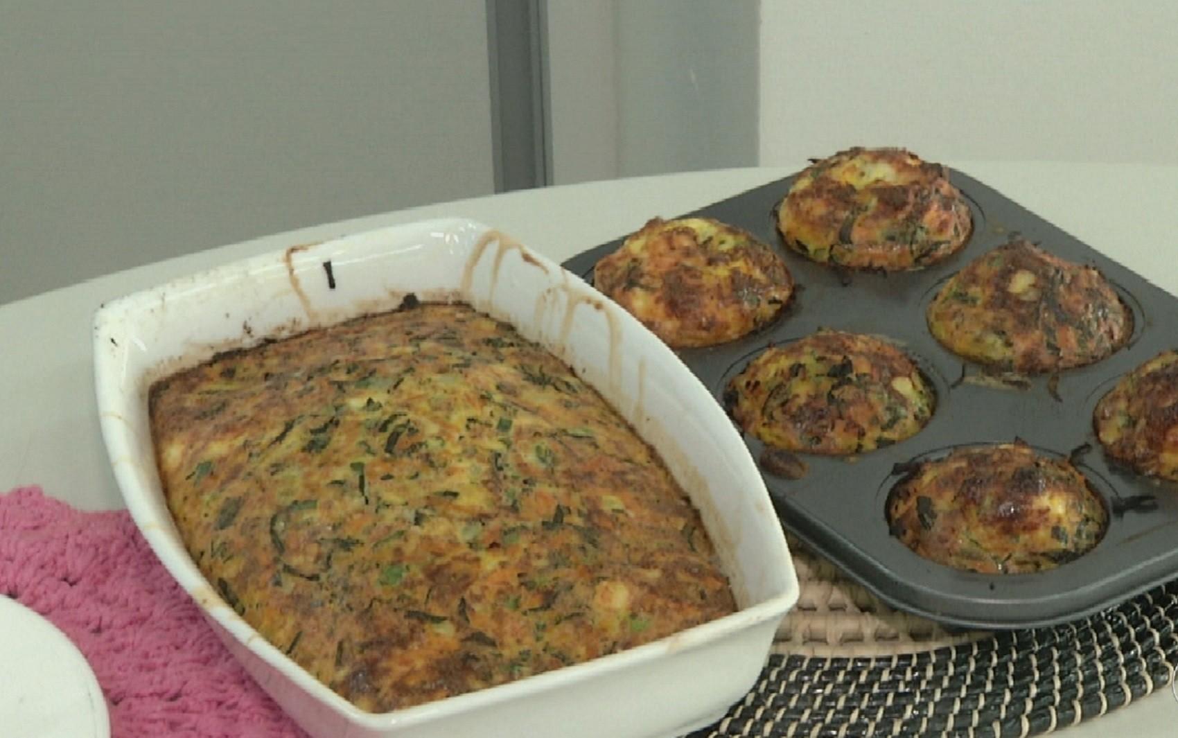 Aprenda a receita de omelete de ora-pro-nóbis