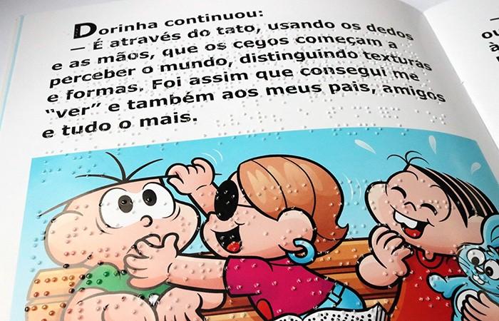 """Livro """"Como Dorinha vê o mundo"""" (Foto: Divulgação)"""