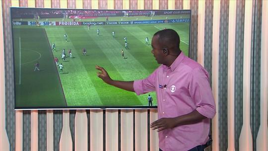 Paulo César analisa gol anulado de Wellington Silva, do Internacional