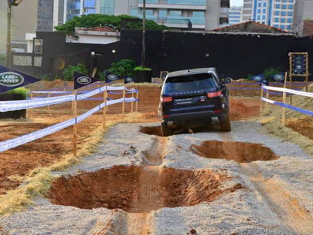 Land Rover quer transformar a experiência dos clientes (Foto: Land Rover)