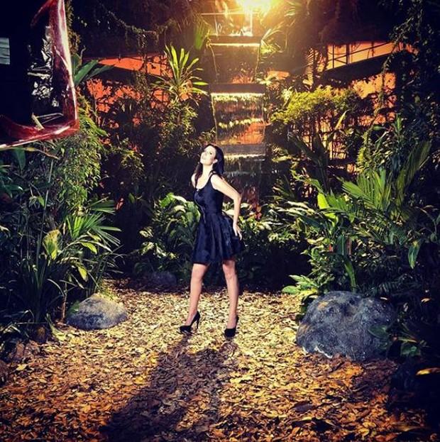 Laura Pausini (Foto: Reprodução/Instagram)