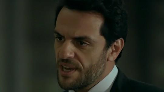 Alex faz escândalo em jantar com Angel e Guilherme; veja o teaser!
