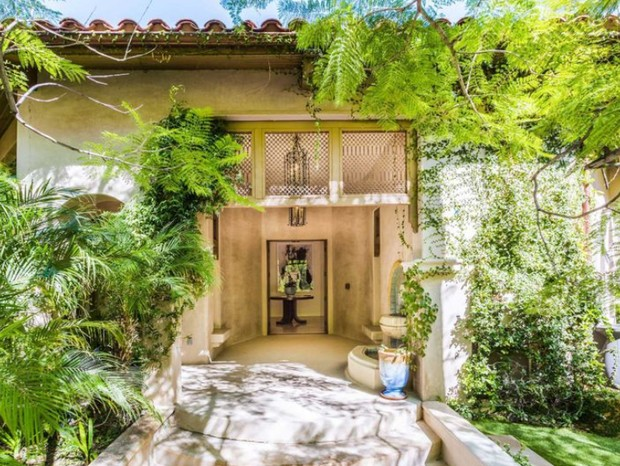 Chris Pratt e Anna Faris vendem antiga casa (Foto: The Agency/Getty Images/Reprodução)