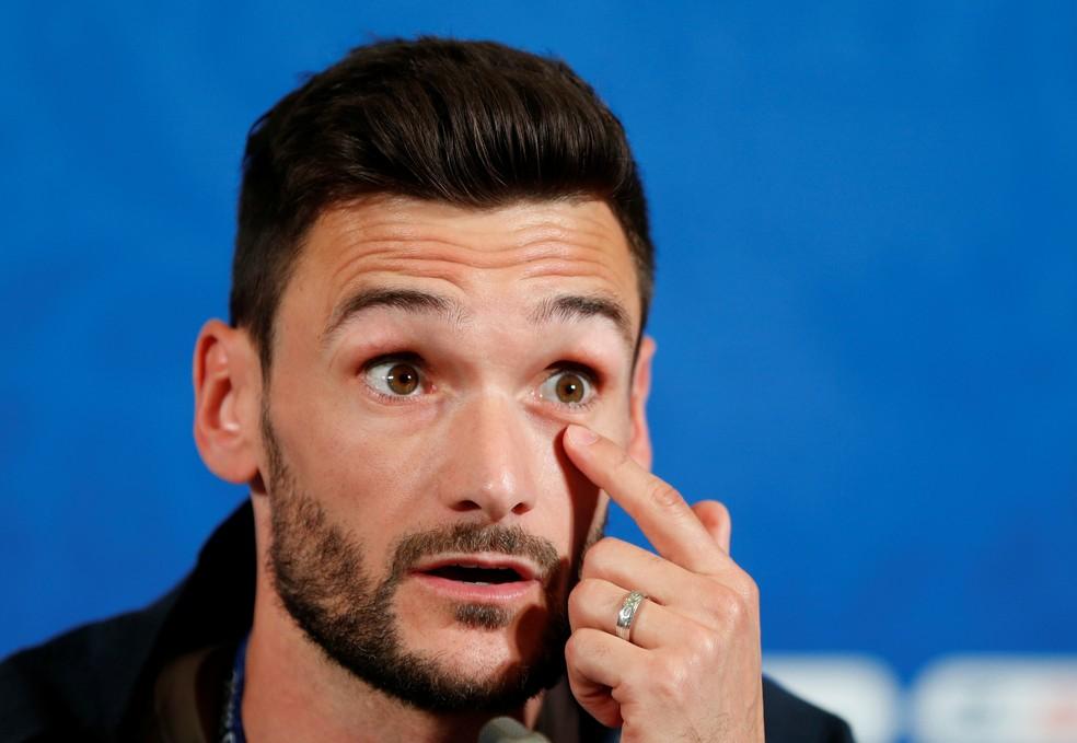 Lloris é capitão discreto e silencioso na França (Foto: Reuters/John Sibley)