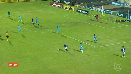 São Bento vence o Londrina por 4 a 1 pela Série B do Brasileirão