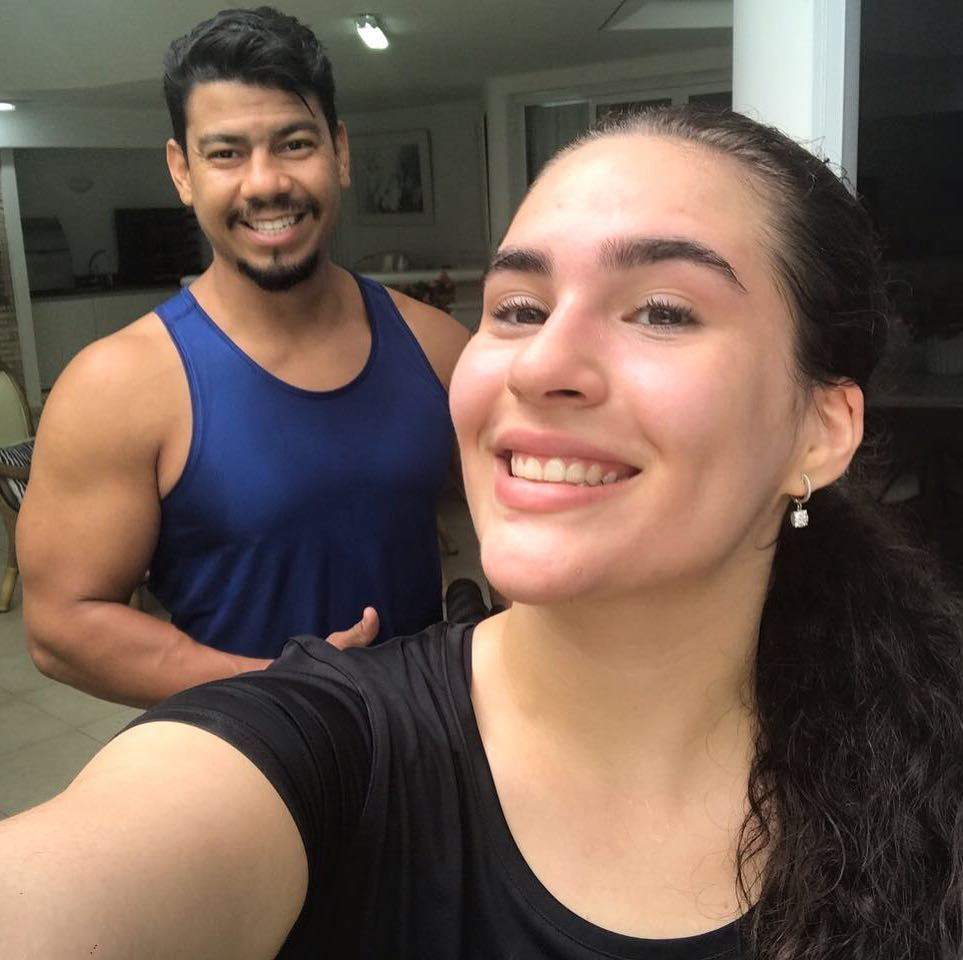 Lívian Aragão e Fernando Pipow (Foto: Reprodução/Instagram)