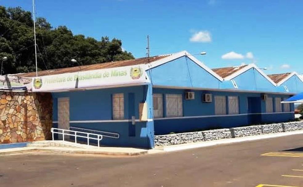 Brasilândia de Minas tem cerca de 15 mil habitantes — Foto: Prefeitura de Brasilândia de Minas/Divulgação