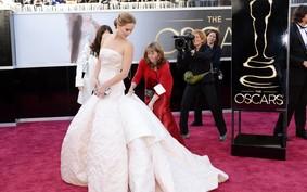 Este é o vestido mais caro já usado na história do Oscar