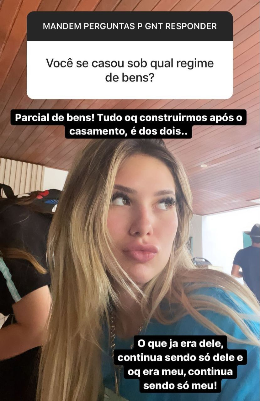 Virgínia Fonseca responde pergunta sobre casamento com Zé Felipe (Foto: Reprodução/Instagram)