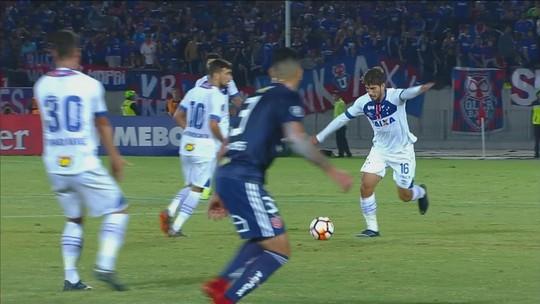 Cruzeiro sente falta de goleador e traz empate amargo do Chile contra La U