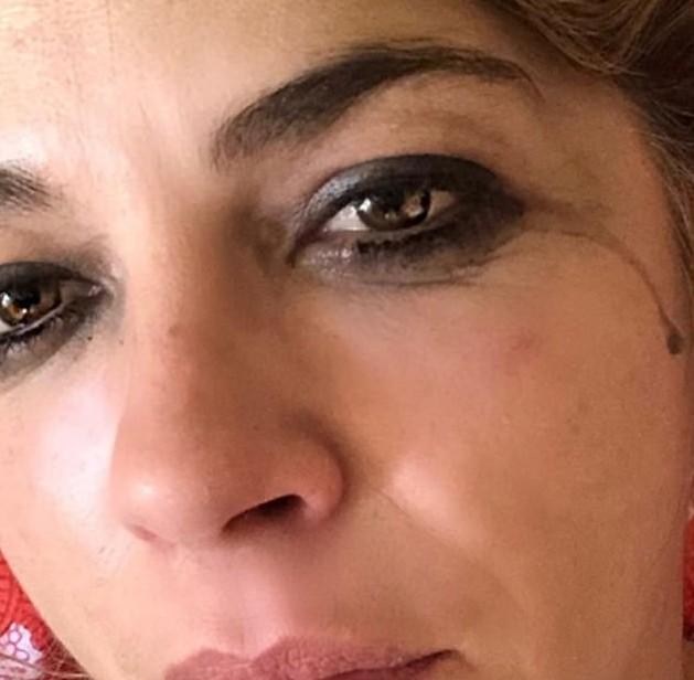 A atriz Selma Blair (Foto: Instagram)