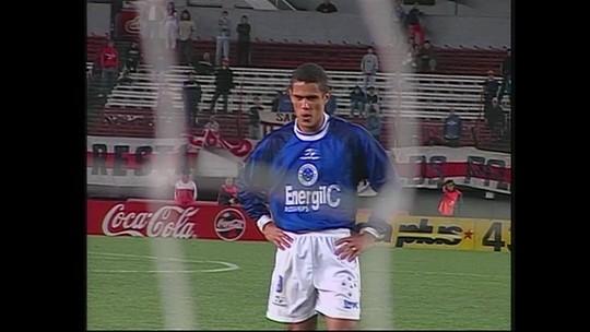 Lembra disso? Cruzeiro x River disputaram ida e volta valendo por competições simultâneas