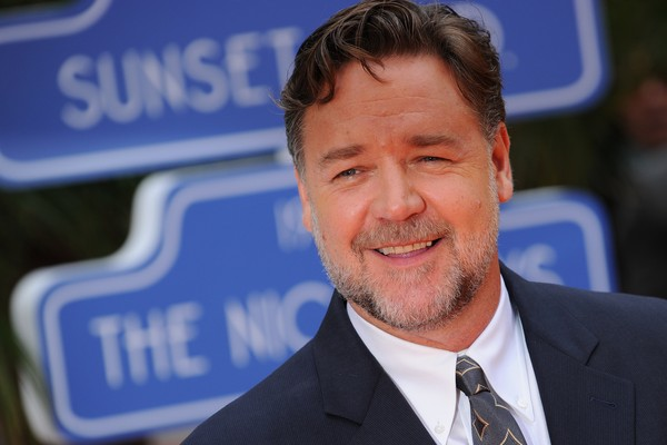 O ator Russell Crowe (Foto: Getty Images)