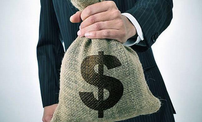 Saco de dinheiro (Foto: Arquivo Google)