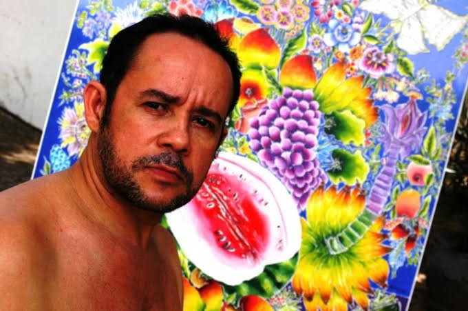 Morre em Cuiabá o artista plástico Adir Sodré