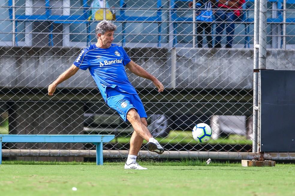 — Foto: Lucas Uebel/Divulgação Grêmio