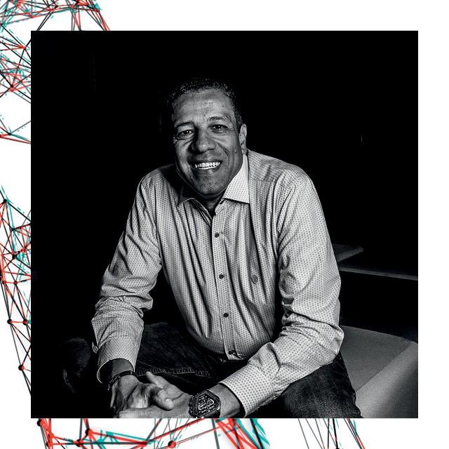 Segundo Edvaldo Vieira, executivo da Amil,  a inovação digital requer uma transformação cultural (Foto: Kátia Lessa)