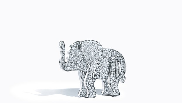 Coleção Save the Wild da Tiffany&Co (Foto: Divugação)