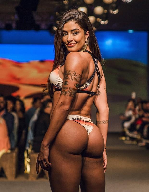 Aline Riscado (Foto: Heitor Mariani)