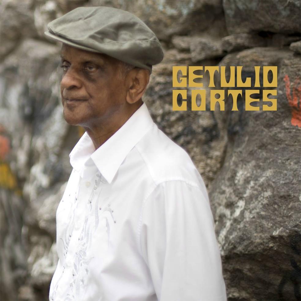 Capa do álbum 'As histórias de Getúlio Côrtes' (Foto: Divulgação)