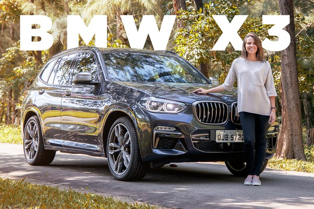 Vídeo: BMW X3 (Foto: Autoesporte)