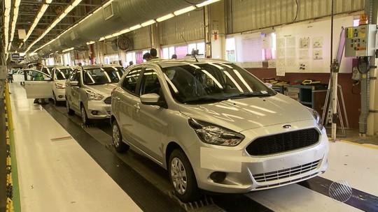 Ford abre programa de demissão voluntária na fábrica de Camaçari