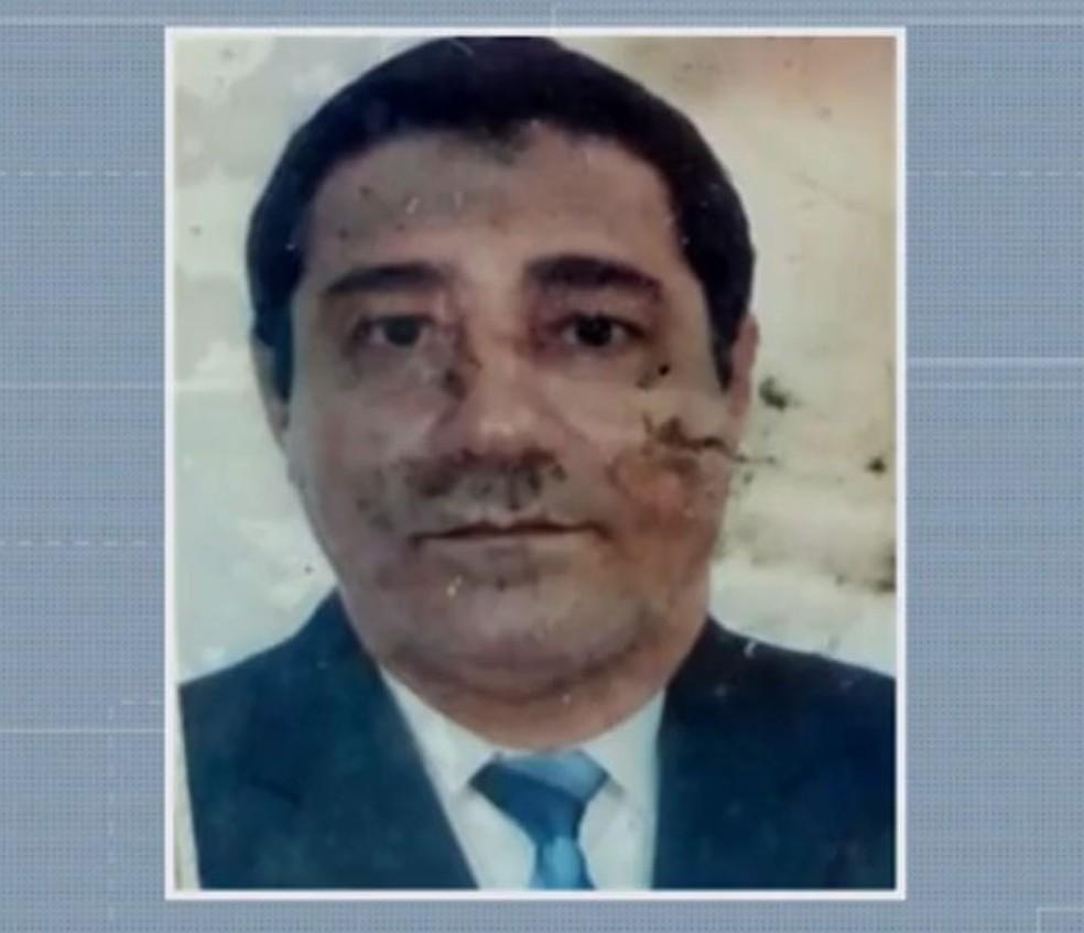 Pedro Rodrigues, investigador da Polícia Civil morto em assalto na BR-324, em Salvador — Foto: Reprodução/TV Bahia