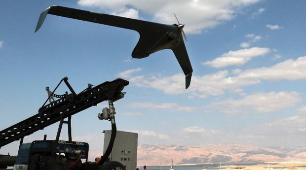 Drone, Santos LAB (Foto: Divulgação)