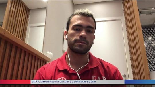 Deryk avalia presença de Varejão e Leandrinho no NBB: 'O basquete ganha'