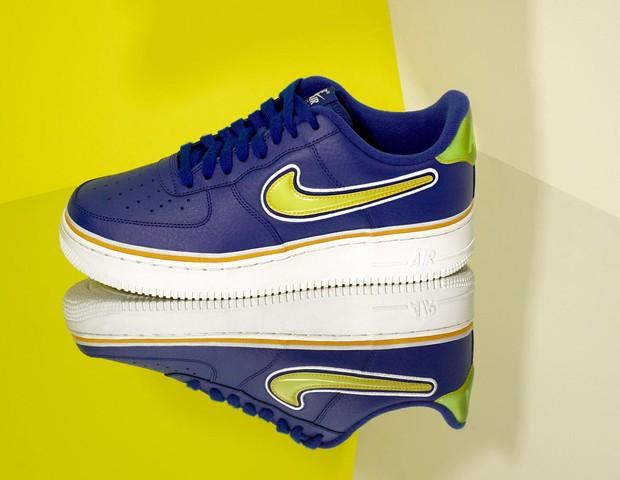 Nike Air Force x NBA (Foto: Divulgação)