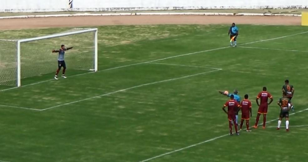 Operário-VG venceu Boa Esporte em amistoso — Foto: José Maria Garoa