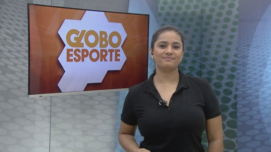 Veja o Globo Esporte Roraima desta quarta-feira