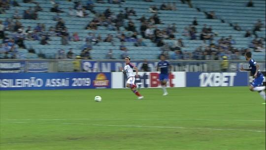 Atuações: Bahia tem Artur e Flávio em alta contra o Grêmio; Guerra deixa a desejar