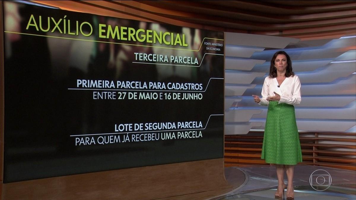 Auxílio Emergencial: Caixa credita benefício a 6,9 milhões de trabalhadores nesta quarta; veja quem recebe – G1