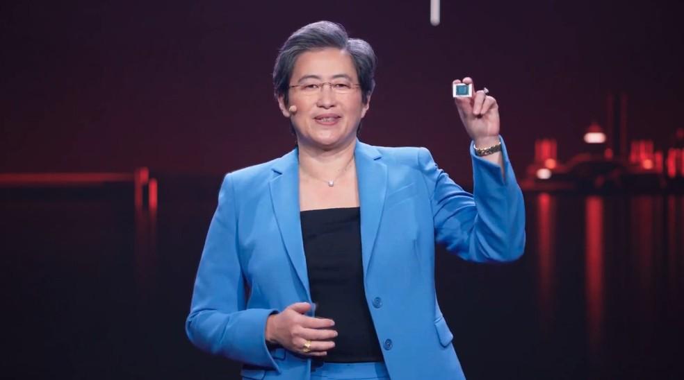 AMD promete notebooks gamer com performance de desktop — Foto: Reprodução/AMD